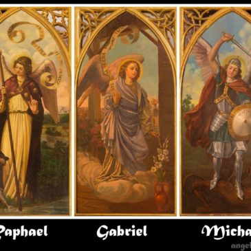 Feast of the Archangels Michael, Raphael and Gabriel